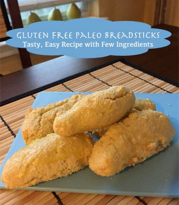 Breadsticks Gluten Free Paleo – Tasty, Easy Recipe with Few Ingredients