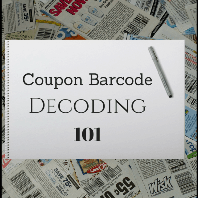 Coupon Barcode Decoding 101: How to Read Coupon Barcodes