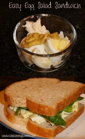 Classic Egg Salad Sandwich Recipe Easy Healthy