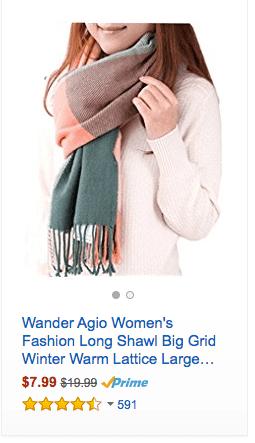deal on scarves