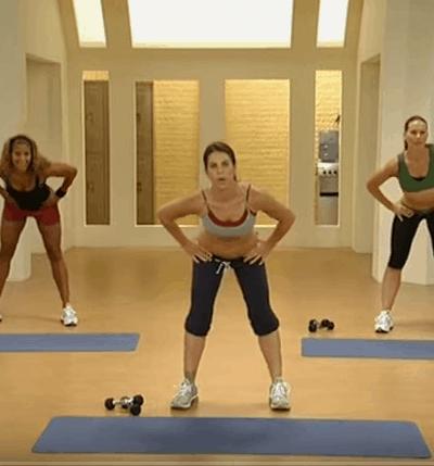 jillian michaels 30 day shred level 1 free online workout videos
