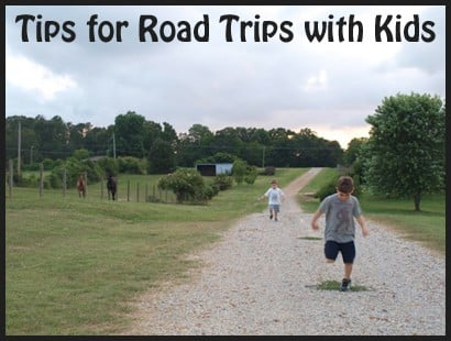 Road Trip Tips for Safe and Happy Family Travel
