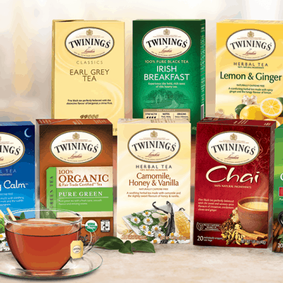 Free Sample – Twinnings Tea, 3 Free Tea Bags