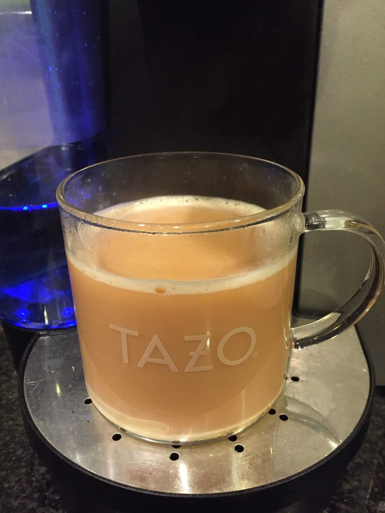Sweet Meets Spicy - TAZO® Chai Latte K-Cup® Pods Review