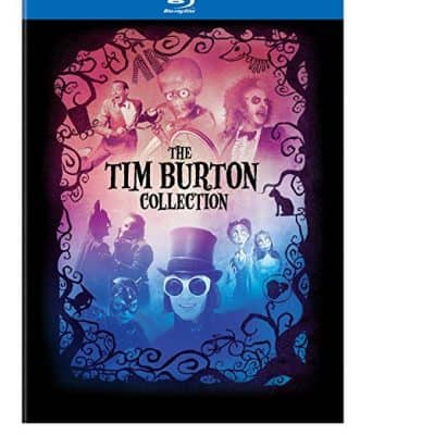 The Tim Burton Collection Blu-Ray $26.99 – Discounted (was $59.99)