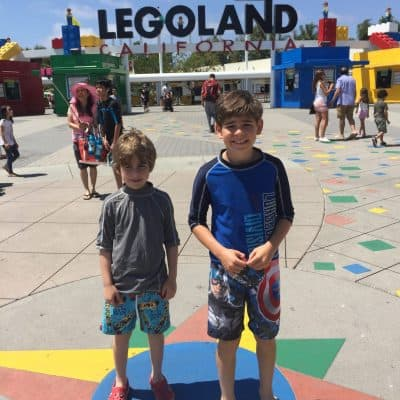 Legoland California Coupons and Review for older kids