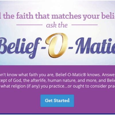 "What is your true religion? Take this Free Belief Quiz to answer your question, ""What Religion am I?"""