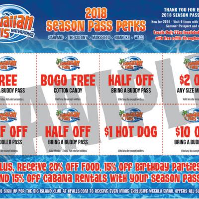 Hawaiian Falls Coupons, Discounts, Free Tickets 2020