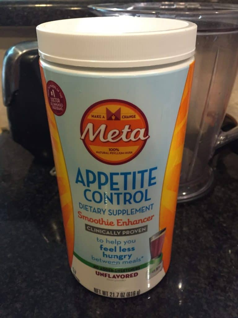 Meta Appetite Control product review unflavored variety