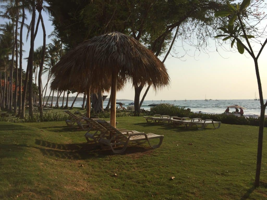 jardin del eden adults only hotel guanacaste private beach garden