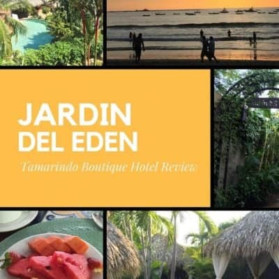 Jardin del Eden Boutique Hotel Review in Tamarindo, Costa Rica