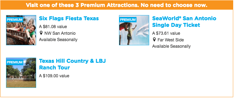 seaworld san antonio deal - ticket discounts