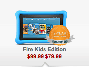 Amazon Deals on Kindles and Kindle Fire