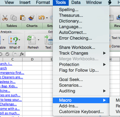 How to Change Hyperlinks to Text Showing the URL Address in Excel Spreadsheet