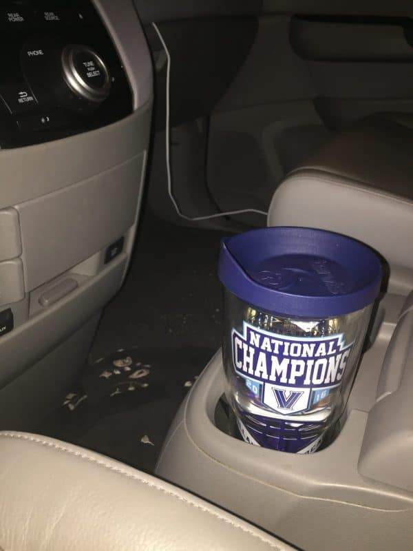 tervis review 24 ounce tumbler fits in car cup holder