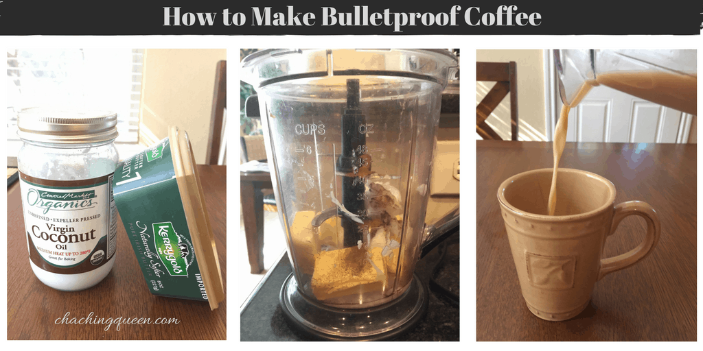 How to Make Frozen Bulletproof Coffee Recipes for Butter Coffee