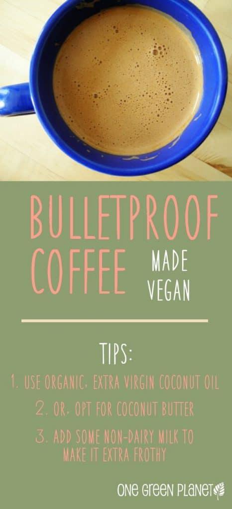Vegan Bulletproof Coffee Recipe