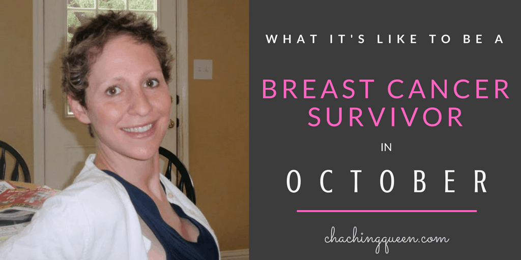 What it's like to be a breast cancer survivor in October - Breast Cancer Awareness