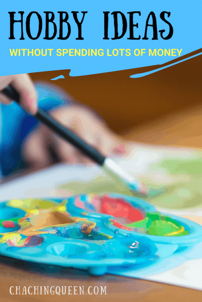 how to find a new hobby - cheap inexpensive