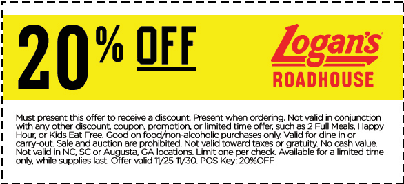logans roadhouse november 2016 printable coupon