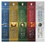 Game of Thrones 5-Book Set Kindle Book Discount
