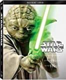 Star Wars Movie Deal – Star Wars Trilogy Episodes I-III (Blu-ray + DVD) on Amazon