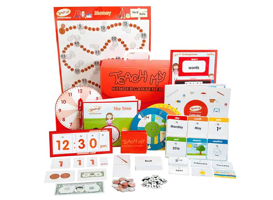 Teach My Learning Kits Valentine's Day Gift Guide