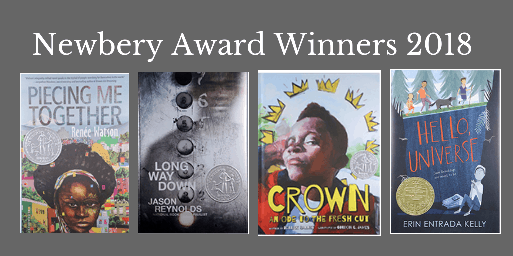 Newbery Award Winners 2018 List