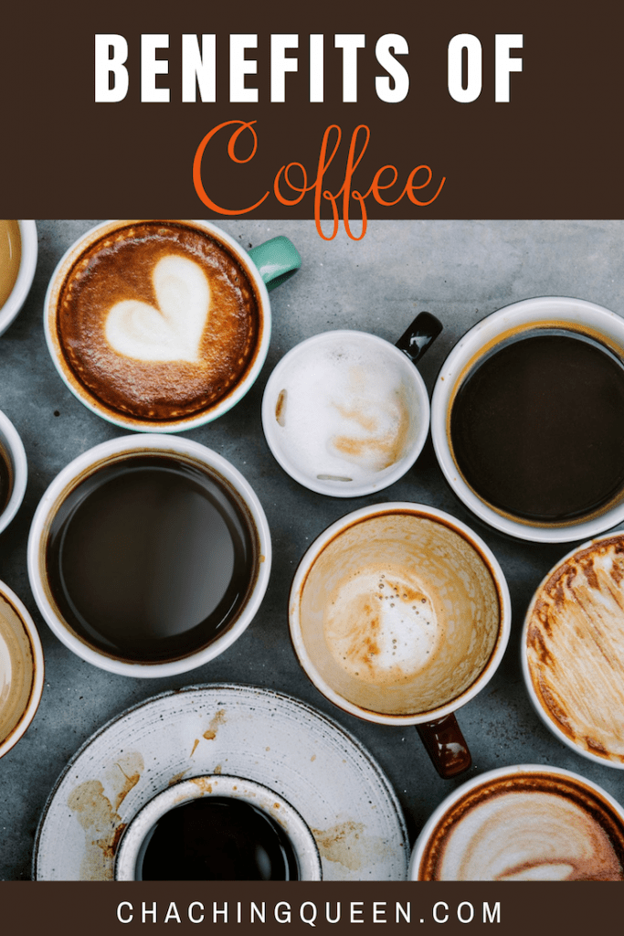health benefits of coffee - affects of coffee on the body