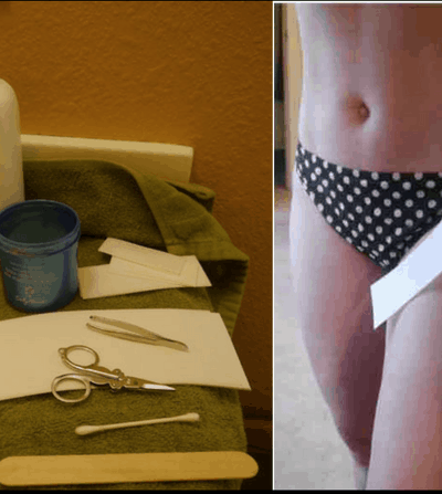 Wax Hair Removal at Home - How to do a Face, Bikini, or Brazilian Wax