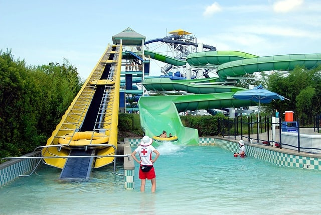 water park staycation family ideas spring break