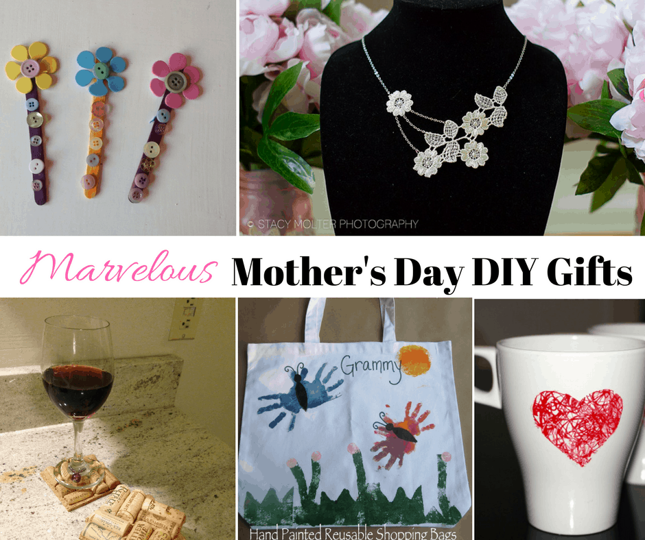 DIY Mother's Day Gifts Ideas