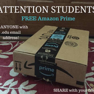 How to Get Free Amazon Prime for Students and Make Money on Referrals