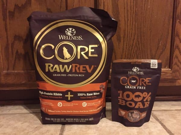 Wellness Natural Raw Pet Food Review and Blog Giveaway