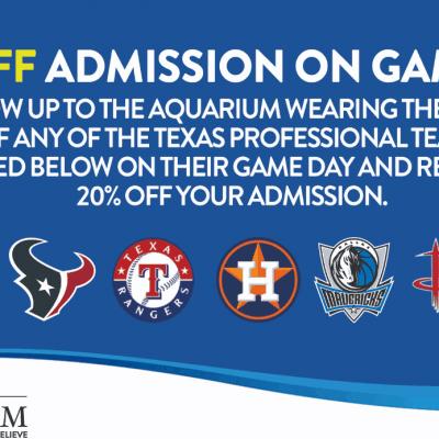 2021 Austin Aquarium Coupons and Discounts + Free Tickets