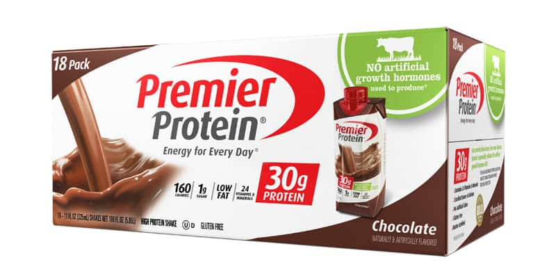 premier protein box chocolate