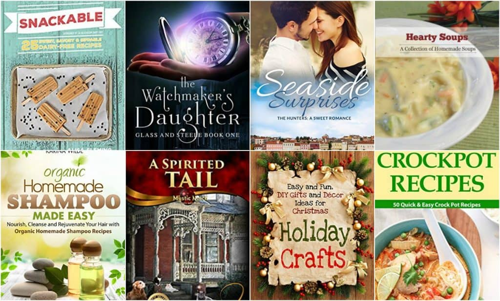 Free Kindle Books List Today