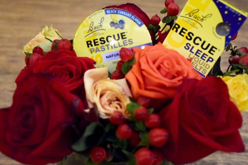 RESCUE Products Stress Less review blog post