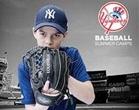 new york yankees baseball kids summer camp