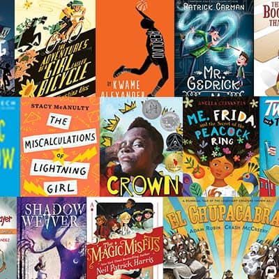 Texas Bluebonnet Books Award List for 2020 and Previous Years of the Best Kids Books