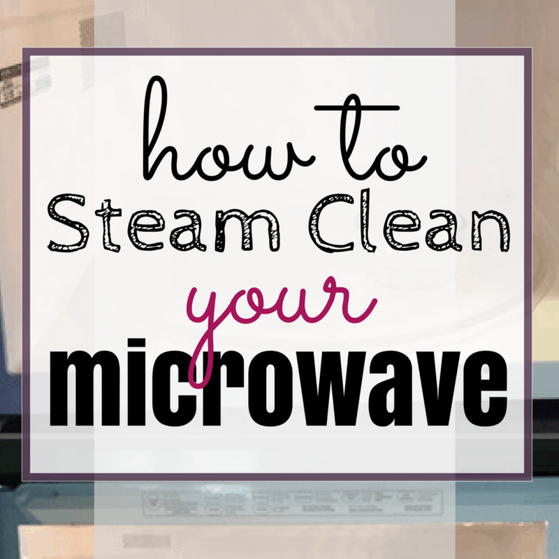 How to Clean Microwave with Steam and Vinegar