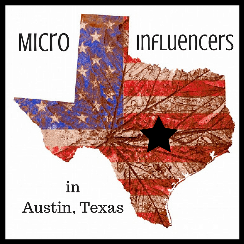 Micro influencers in Austin, Texas