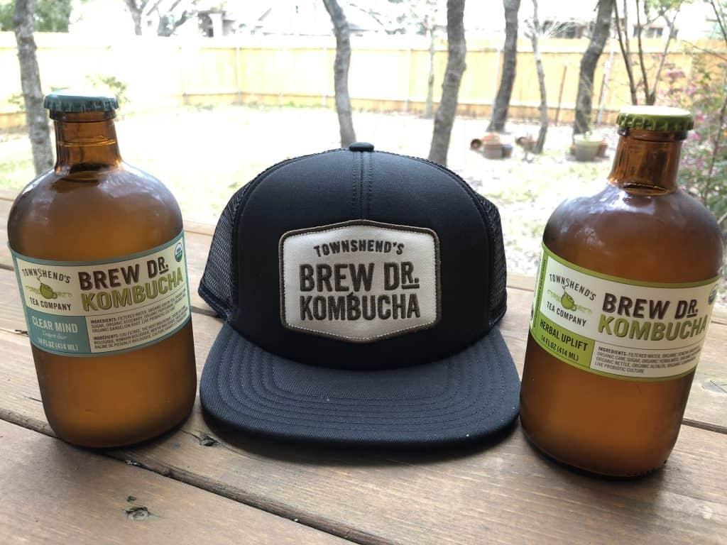 babbleboxx Brew Dr. Kombucha