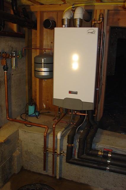 boiler heater for home