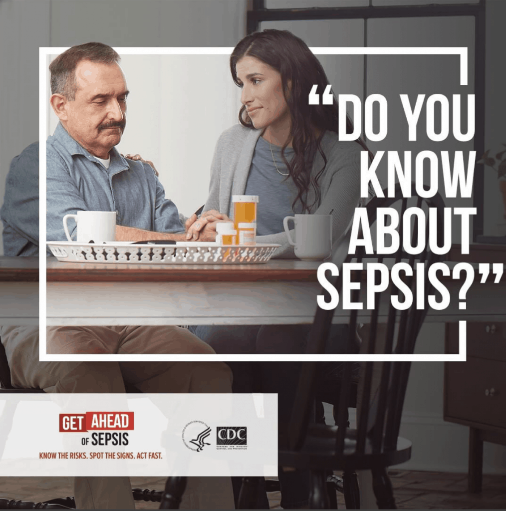 get ahead of sepsis