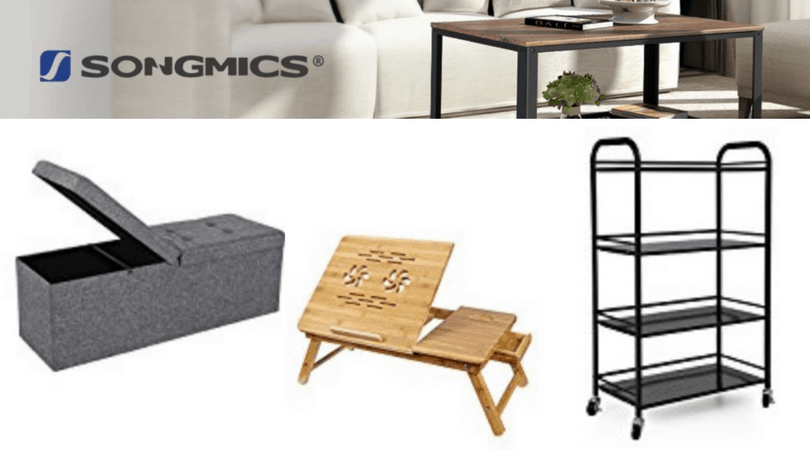 songmics home organization storage ottoman review giveaway