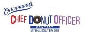Entenmanns Chief Donut Officer Contest win free donuts for a year