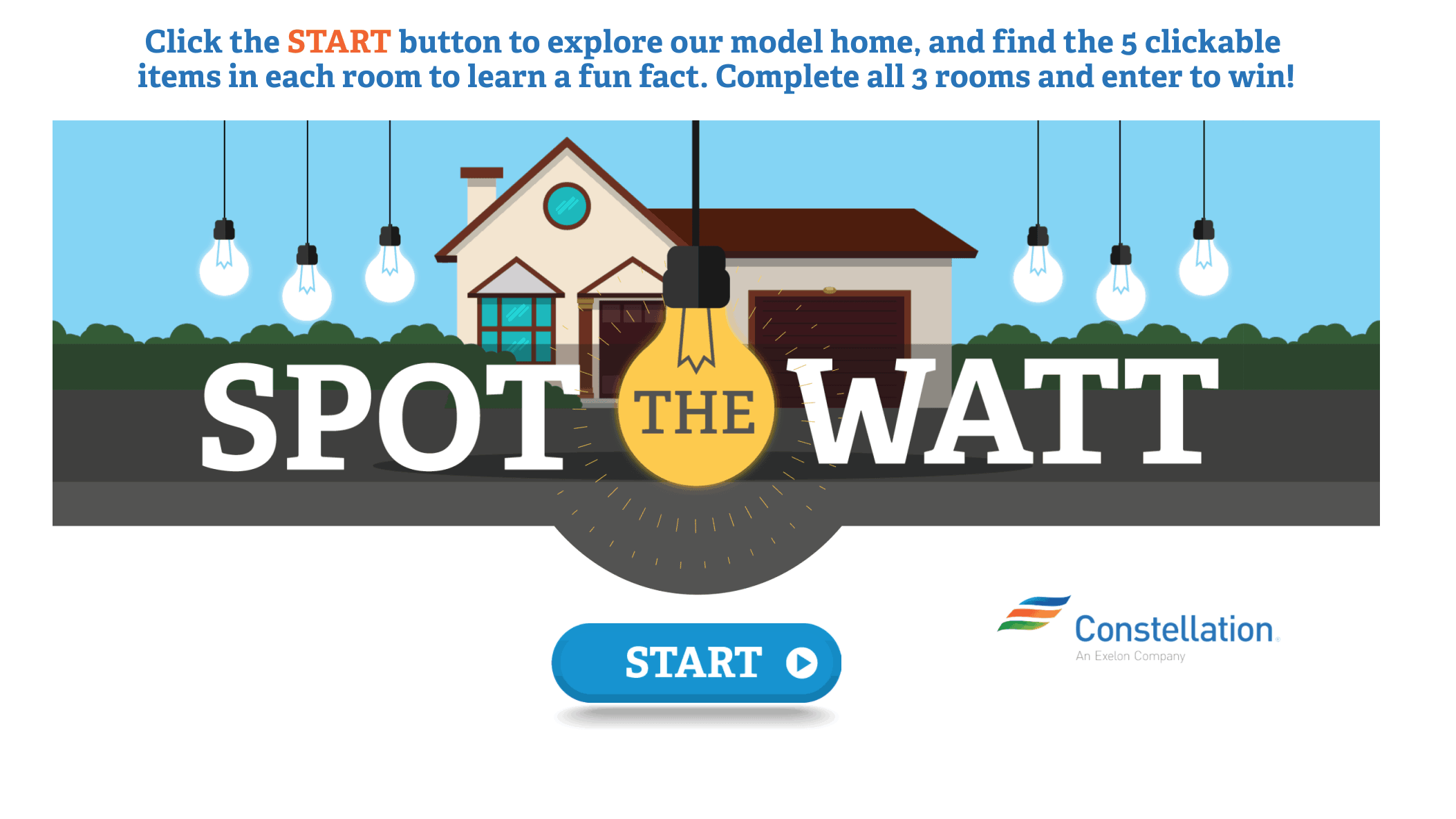 energy saving tips spot the watt quiz