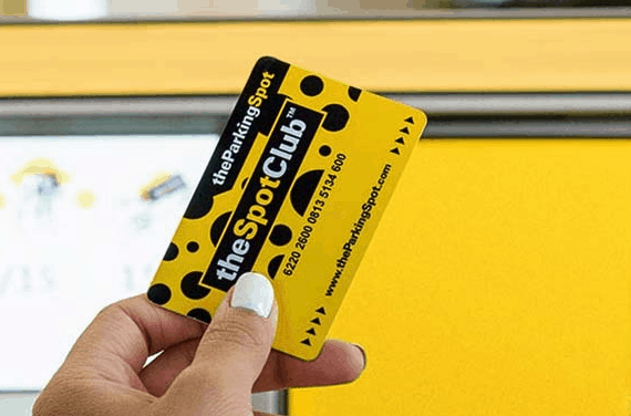 The Parking Spot Coupons and Deals
