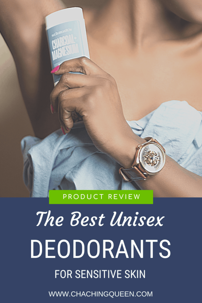 best unisex deodorants for sensitive skin